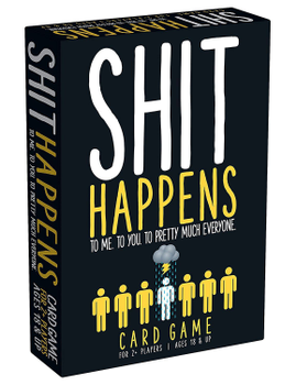Shit Happens board game
