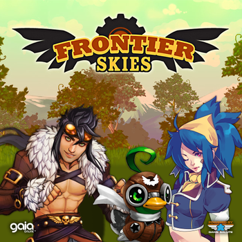 Frontier Skies board game