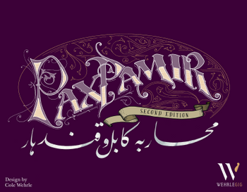 Pax Pamir (Second Edition) board game