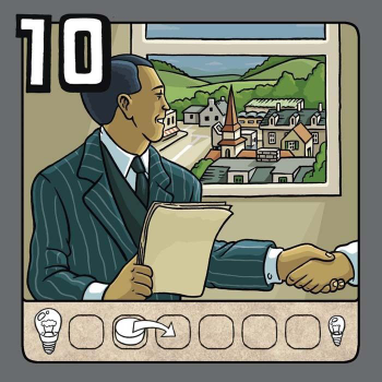 Power Grid: Supply Contract board game
