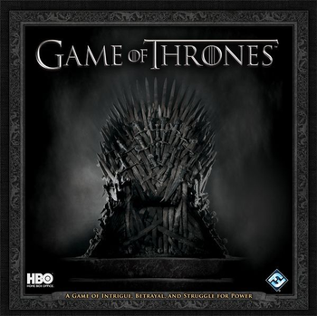 Game of Thrones: The Card Game board game