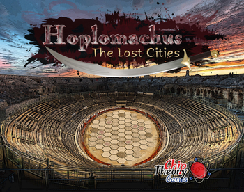 Hoplomachus: The Lost Cities board game