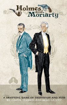 Holmes and Moriarty board game