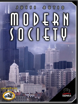 Modern Society board game