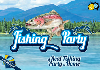 Fishing Party board game