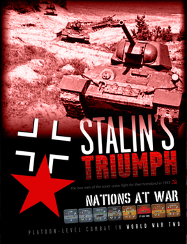 Nations at War: Stalin's Triumph board game