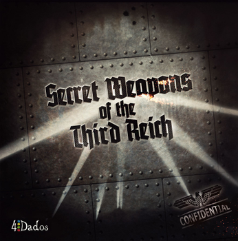 Secret Weapons of the Third Reich board game