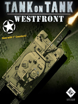 Tank on Tank: West Front board game