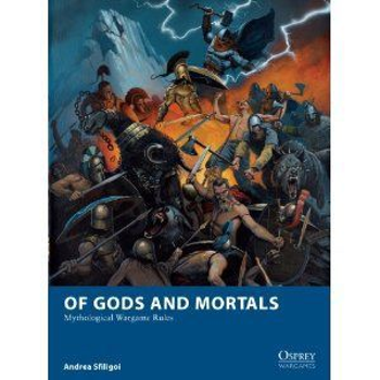Of Gods And Mortals board game