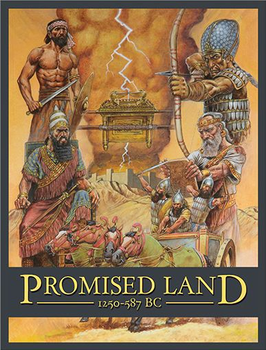 Promised Land: 1250-587 BC board game