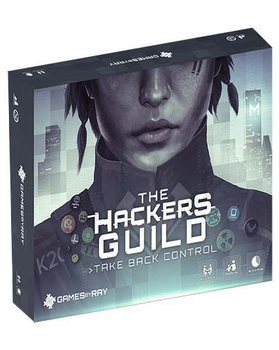 The Hackers Guild board game