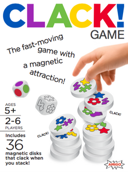 CLACK! board game