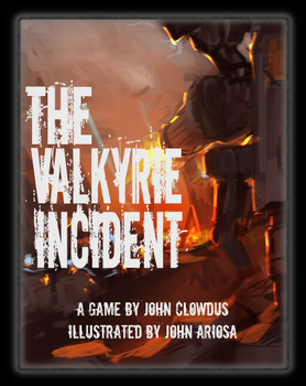 The Valkyrie Incident board game