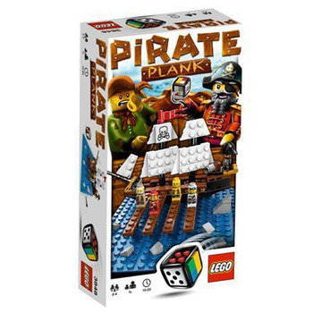 Pirate Plank board game