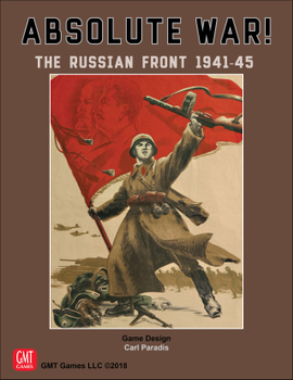 Absolute War!: The Attack on Russia 1941-45 board game