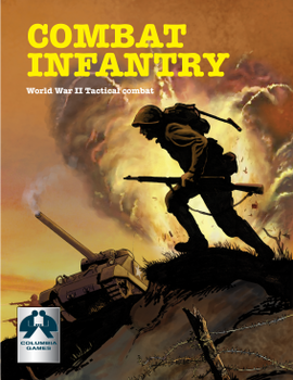 Combat Infantry board game