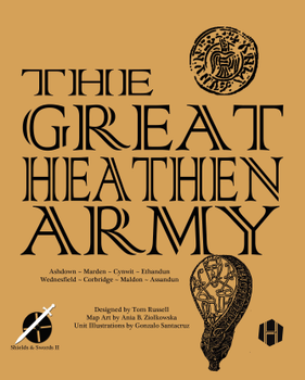 The Great Heathen Army board game