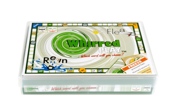 Whirred PLAY board game