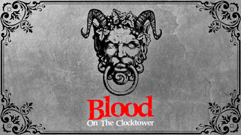 Blood on the Clocktower board game
