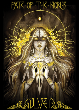 Fate of the Norns: Gulveig board game