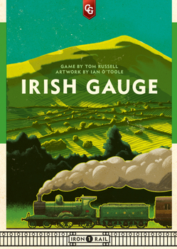 Irish Gauge board game