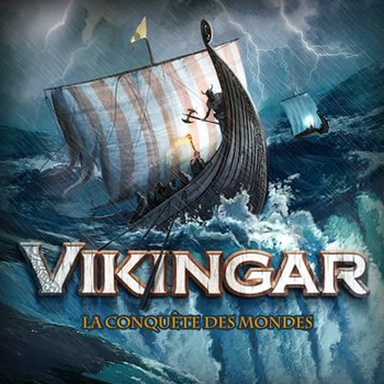 Vikingar: The Conquest of Worlds board game