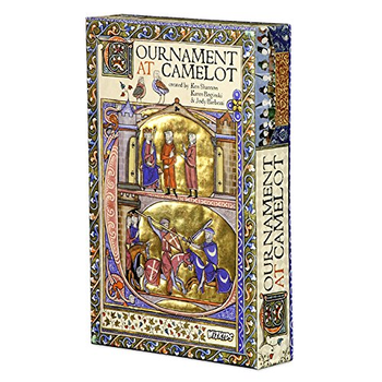 Tournament at Camelot board game