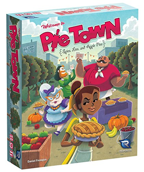 Pie Town board game