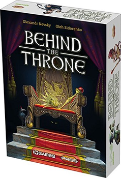 Behind the Throne board game