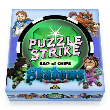 Puzzle Strike: Shadows board game