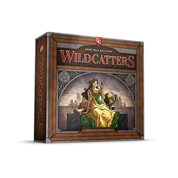 Wildcatters board game