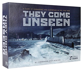 They Come Unseen board game