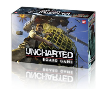 Uncharted: The Board Game board game