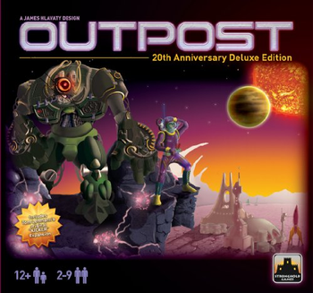 Outpost board game