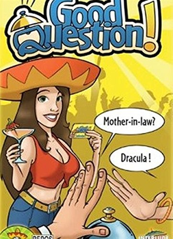 Good Question board game