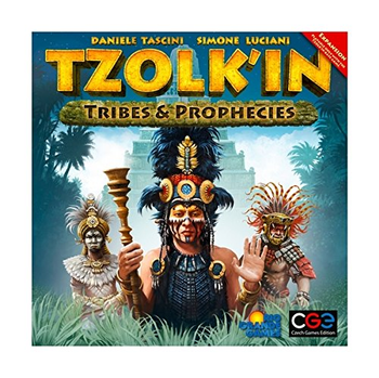 Tzolk'in: The Mayan Calendar – Tribes & Prophecies board game