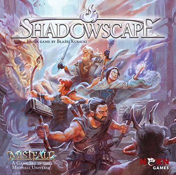 Shadowscape board game