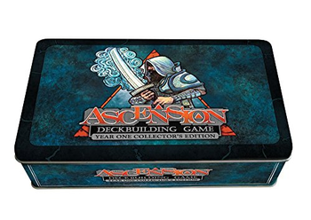 Ascension: Year One Collector's Edition board game