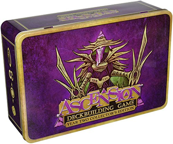Ascension: Year Two Collector's Edition board game