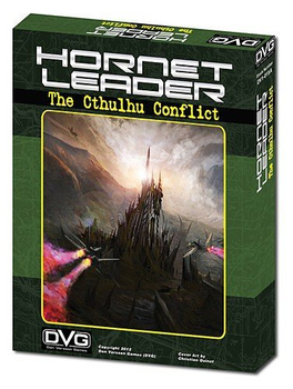 Hornet Leader: The Cthulhu Conflict board game