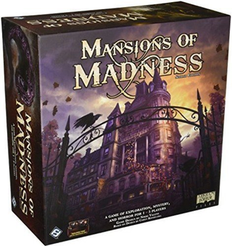 Mansions of Madness: Second Edition board game