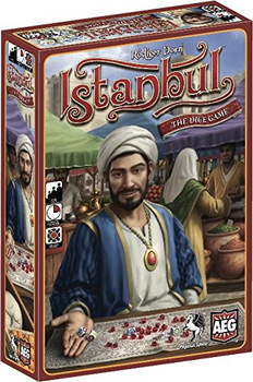 Istanbul: The Dice Game board game
