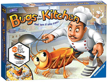 Bugs in the Kitchen board game
