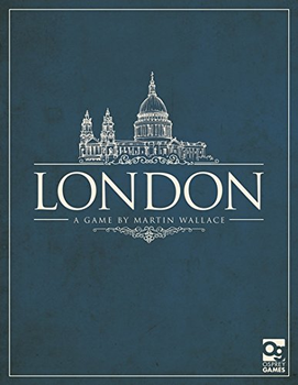 London Second Edition board game