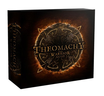 Theomachy: The Warrior Gods board game