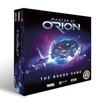 Master of Orion: The Board Game board game