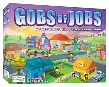 Gobs of Jobs board game