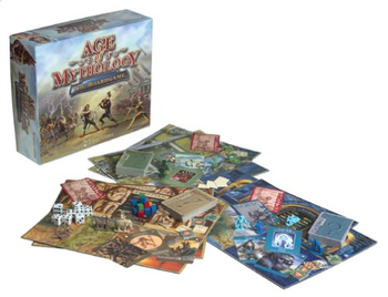 Age of Mythology: The Boardgame board game
