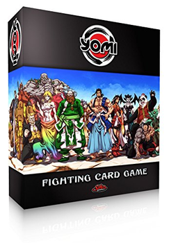 Yomi EX Powerup board game