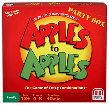 Mattel  Party in a Box Game board game